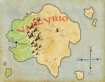 Varlyrio-Map