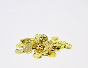 Gold Darics