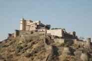 P555890-Kumbhalgarh-The magnificent Kumbhalgarh Fort