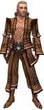 Monk Kurzick armor m