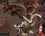 Tonique mystérieux-Dragon d'os