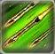 Triple tir (Luxon)-icône