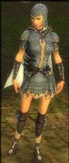 Armure de Tyrie-Guerrier-Femme