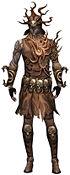 Razah Primeval armor