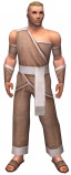 Monk Ascalon armor m