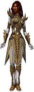 Hayda Deldrimor armor