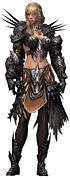 Jora Deldrimor armor