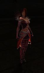 Livia-armure de Deldrimor