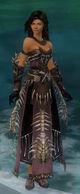 Armure primitive-Derviche-Femme