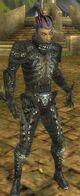 Armure nécrotique-Nécromant-Homme