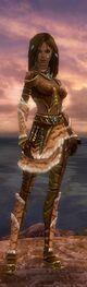 Armure vabbian-Rôdeur-Femme