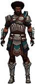 Koss Primeval armor
