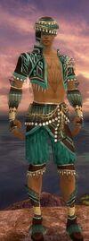 Armure vabbian-Ritualiste-Homme
