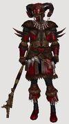 Armure de Norn-Ritualiste-Homme