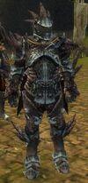 Armure primitive-Guerrier-Homme