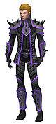Elementalist Obsidian armor m