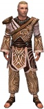 Monk Canthan armor m