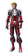 Elementalist Deldrimor armor m