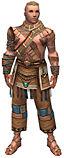 Monk Luxon armor m