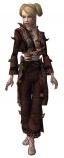 Monk Primeval armor f