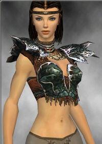 Armure de Luxon-Guerrier-Torse-Femme