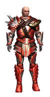 Armure de Deldrimor-Guerrier-Homme