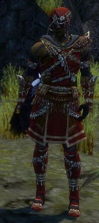 Armure de l'empire d'élite-Ritualiste-Homme