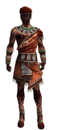 Armure exotique d'élite-Ritualiste-Homme