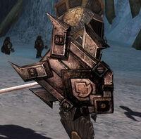 Bouclier de force de Deldrimor (objet unique)