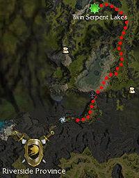 Valis the Rampant Location