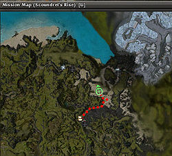 Inquisitor Bauer Location