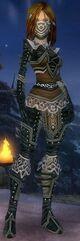 Armure de Kurzick d'élite-Rôdeur-Femme