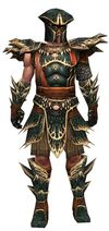 Armure de Luxon-Guerrier-Homme