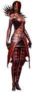 Livia Deldrimor armor