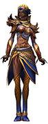Xandra Deldrimor armor