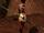 Bâton de chrysocolla