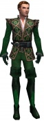 Mesmer Courtly armor m