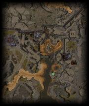 Arène d'Ascalon-carte