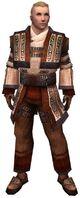 Armure antique-Moine-Homme