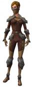 Ranger Fur-Lined armor f