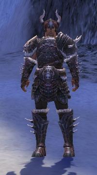 Armure de Norn-Guerrier-Homme