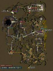 Map The Catacombs