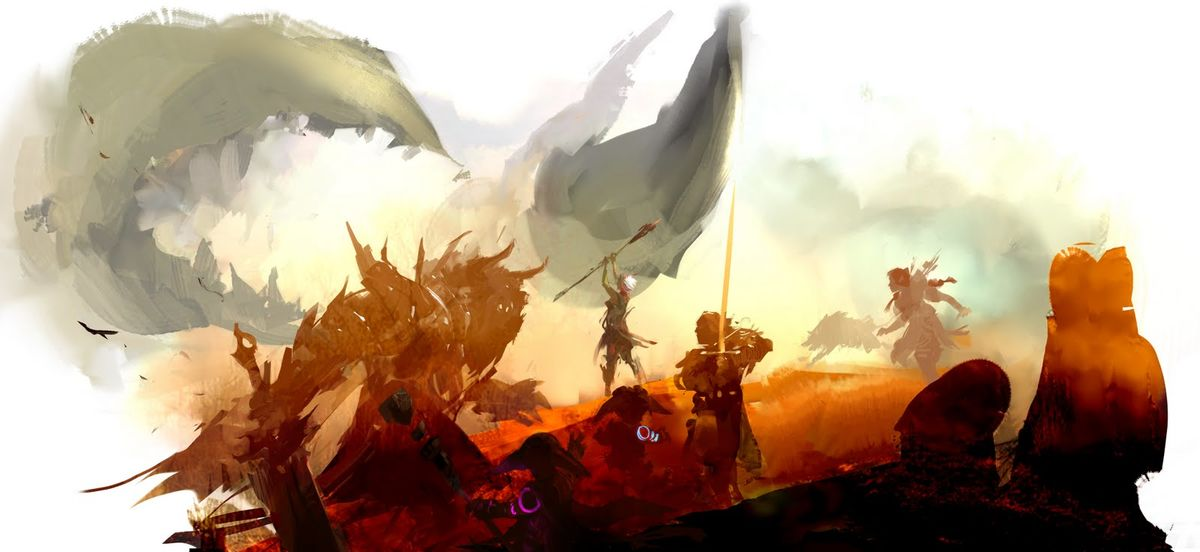 Carte Au Tresor Enchante Gw2.Blog Utilisateur Hypsoline Le Monde Vivant De Guild Wars 2