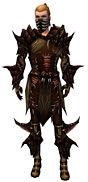 Ranger Primeval armor m