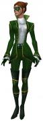 Mesmer Tyrian armor f