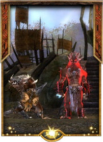 Assaut sur la forteresse