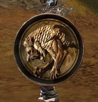 Bouclier du Lion