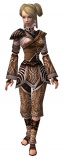 Monk Canthan armor f