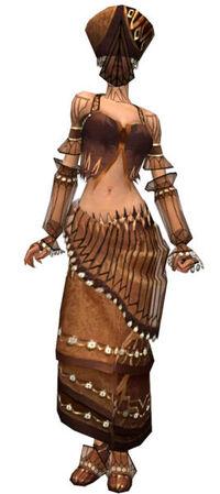 Armure vabbian-Ritualiste-Femme