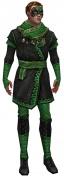 Mesmer Luxon armor m